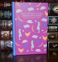 New Anne of Green Gables by Montgomery Unabridged Deluxe Hardcover Gift