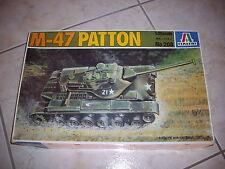 ITALERI  M-47 PATTON  PLASTIC MODEL 1/35