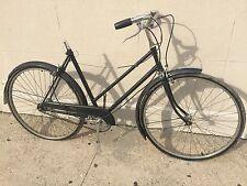 """1940s Vintage 21"""" BSA STREAMLIGHT Grip Twist 3 Speed Bicycle Pre-Raleigh Era"""