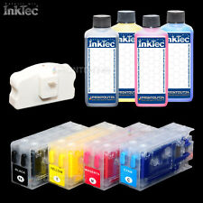 Chip RESETTER MINI CISS Inchiostro Refill Ink per Epson Colorworks tm-c3500 tm-c3600