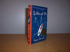 Life of Pi  Black & White by Yann Martel (PB  2003  9780156027328