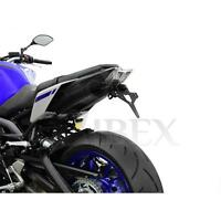 Yamaha MT-09  MT09 BJ 2017-18 Kennzeichenhalter Kennzeichträger kurzes Heck IBEX