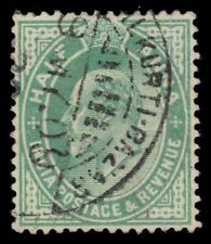 "INDIA 78 (SG149) - King Edward VII Definitive ""1906 Printing"" (pf62656)"