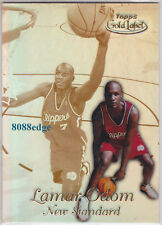 1999-00 TOPPS GOLD LABEL NEW STANDARD: LAMAR ODOM #NS11 LA CLIPPERS/LAKERS