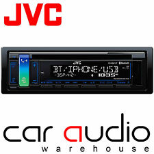 JVC KD-R891BT CD MP3 Bluetooth Aux In USB iPod iPhone Android Car Stereo Player