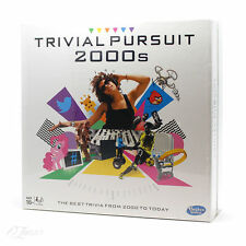 & Hasbro Trivial Pursuit 2000's Edition