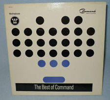 Vintage Westinghoue Command Records Stereo Hi Fidelity, Tester.