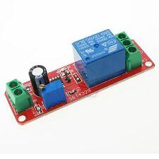 Adjustable 0-10 Seconds Time Timer Delay Module Switch NE555 Oscillator DC 12V U
