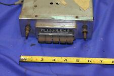 MG Triumph Austin Healey Vintage Inland Transistor AM Radio Assembly