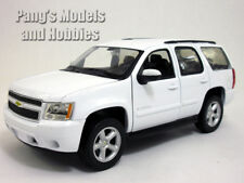 Chevrolet Tahoe (2008) 1/24 Scale Diecast Metal Model - White