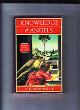 KNOWLEDGE OF ANGELS-PATON WALSH-1ST QUALITY PB ED 1995-BOOKER FANTASY ENTRY VG