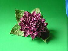 LENOX DAHLIA Garden Flower sculpture NEW in BOX with COA