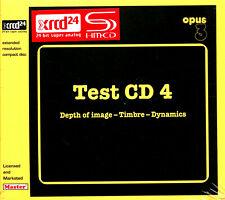OPUS 3 SHM-XRCD 99300 Test CD 4 / Extendend Resolution CD