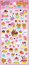 Cute Kawaii Pink Japanese Stickers Cakes Sweets Diary Planner Craft Japan Lolita