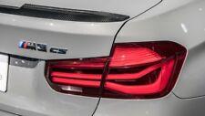 orig. BMW 3er F30 F80 LCI M Performance Black Line LED Heckleuchten Rückleuchten