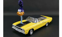 1970 Plymouth Road Runner Air Grabber Hood with Figure GMP 1:18 PRE-ORDER LE MIB