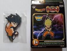 Dragon Ball Z DBZ Banpresto Ichiban Kuji WCF Keychain Strap Rubber #Son Goku