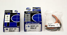 Ford 1.6 & 2.0 Pinto Lead Copper Big Ends, Main Bearings & Thrust Washers