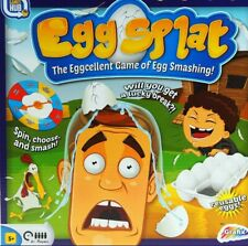 Grafix Egg Splat 4 Player Childrens Kids Family Fun Game