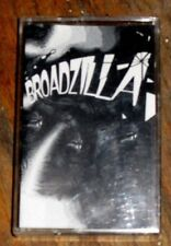 Broadzilla Debut 4 Song E.P. Cassette Tape 1996 Detroit Hard Rock Punk Rare!