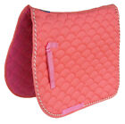 Horse English Quilted Contoured All-Purpose Trail Saddle Pad 7296