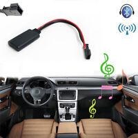 Automobile Bluetooth Module AUX-IN Audio Cable Wire Adapter For BMW E46 E39 E53