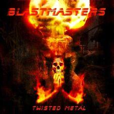 BLASTMASTERS Twisted Metal CD