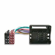 BMW Z4 Flat Pin ISO Stereo Car Audio Head Unit Harness Adaptor Wiring Lead