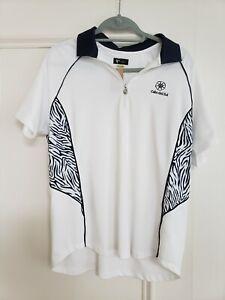 Womans Greg Norman Golf Shirt Size Large