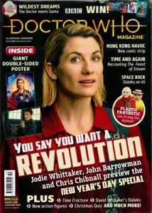 Doctor Who Magazine Nr. 559 (2021), Neuware, new