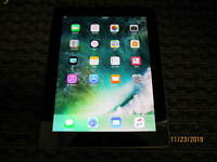 Apple iPad 4th Gen - 16GB 32GB 64GB 128GB- Black or White - Grade C
