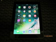 Apple iPad 4th Gen - 16GB 32GB 64GB 128GB- Black or White - Grade C