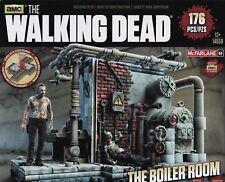 The Walking Dead (Tv) Building Sets - The Prison Boiler Room