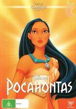 POCAHONTAS-Walt Disney Classics 27-Region 4-New AND  Sealed