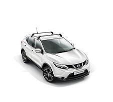 Genuine Nissan Qashqai 2014-2016 Aluminium Roof Rack Bars KE7304E510