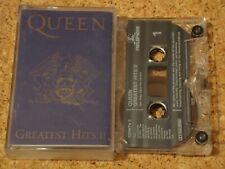 QUEEN - Greatest Hits II - cassette tape album
