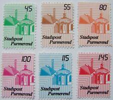 Stadspost Purmerend 1983 - Serie Gebouwen