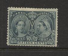Canada    58    Mint    15 cent  Jubilee          MS0616