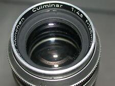 STEINHEIL CULMINAR 4,5/135  135mm F4,5 LTM LEICA M-39  M39  /15