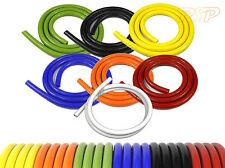 1M Silicone Vacuum Vac Boost Hose Pipe Tube Blue Black Green Orange Red Yellow