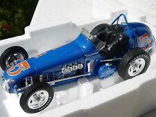 Gmp 1 18 Bobby Marshman Dirt Champ Offy coche de carreras Econo SPL #7625 1999