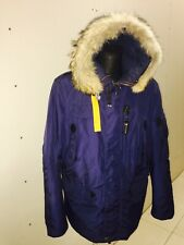 Parajumpers  Men's Parka. Wolf Coat