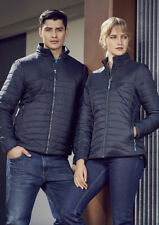 Biz Collection Ladies Expedition Winter Quilted Jacket Coat Casual Out Door Wear