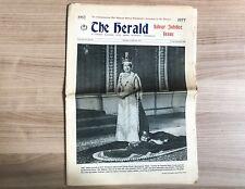 Silver Jubilee Supplement - The Herald - 3 June 1977, Farnham, Alton, Haslemere