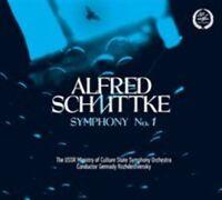 NEW Alfred Schnittke: Symphony No. 1 (Audio CD)