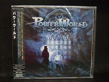POWERWORLD St + 1 JAPAN CD Freedom Call Heavenward Moon Doc Centaur Silent Force