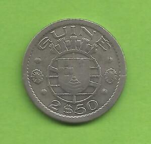 GUINEA - BISSAU 2$50 ESCUDOS 1952