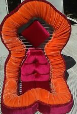 PEDAL CAR SEAT CUSTOM, pick your color