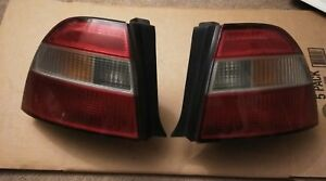 JDM Honda Accord Sedan CD3 CD6 1994-95 STANLEY 043-1214 Rear Tail Lights Lamps