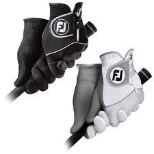 2020 FootJoy Mens Raingrip Golf Gloves Pair - FJ Winter Wet Weather Ball Marker